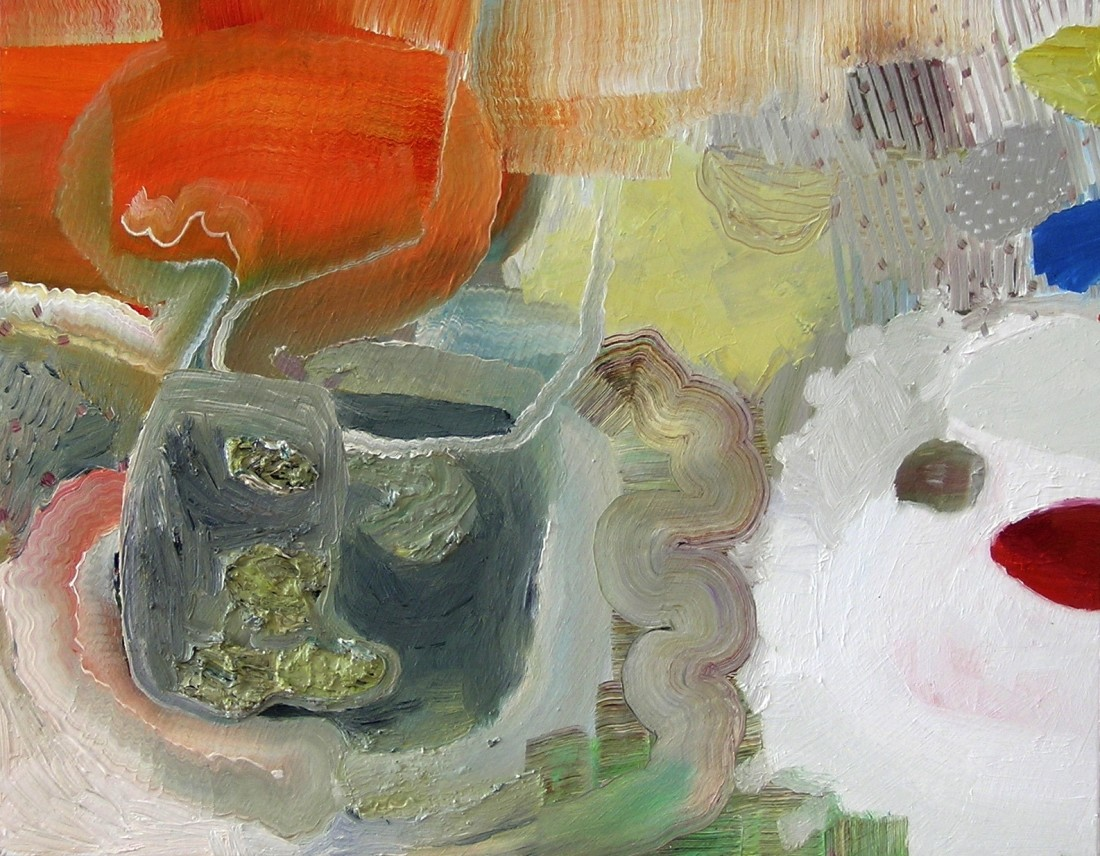 Josette Urso  Storm Glow, 2013  oil on panel  11 x 14 in  $2,500