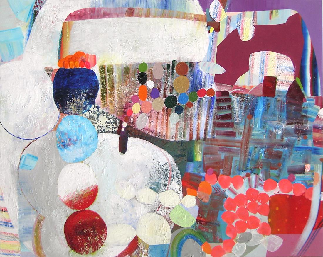 <span class=&#34;artist&#34;><strong>Josette Urso</strong></span>, <span class=&#34;title&#34;><em>Strech and Sew</em>, 2018</span>