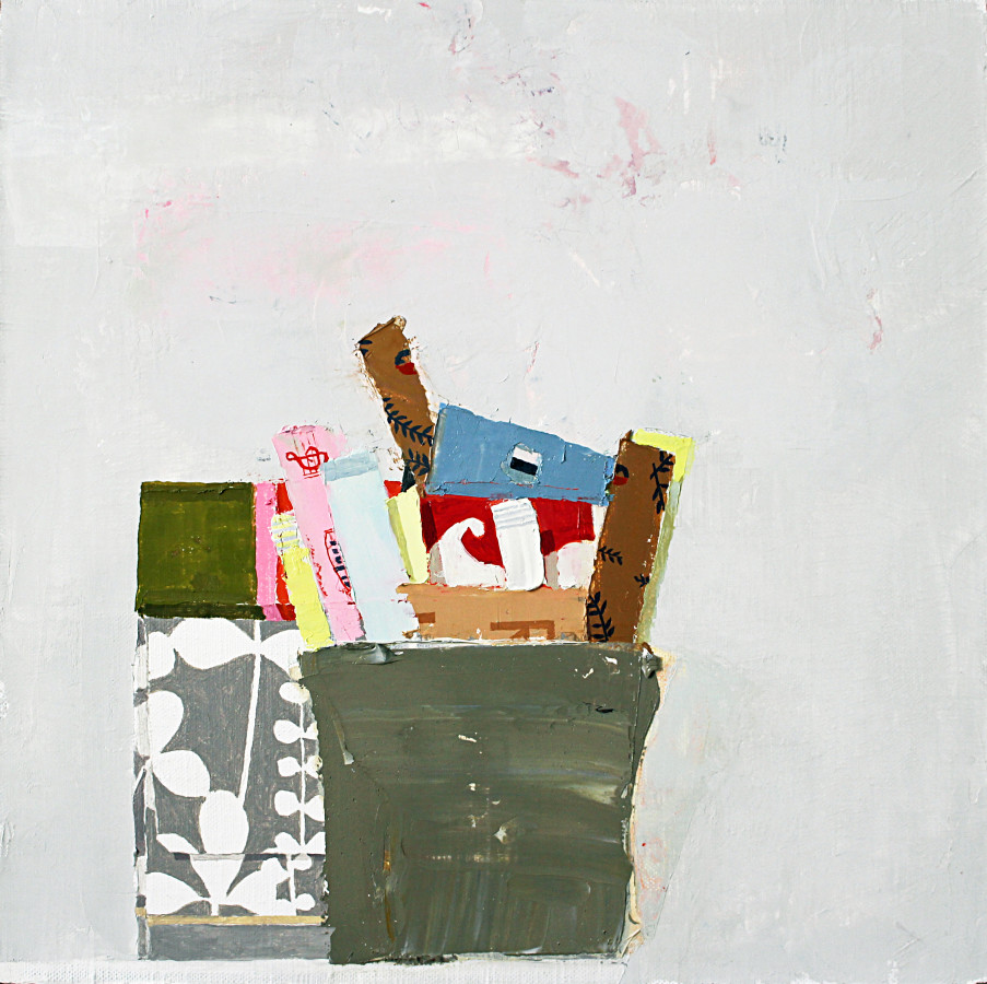 <span class=&#34;artist&#34;><strong>Sydney Licht</strong></span>, <span class=&#34;title&#34;><em>Still Life with Packets and Boxes</em>, 2016 </span>