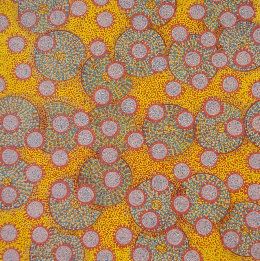 <div class=&#34;artist&#34;><strong>Diane Ayott</strong></div><div class=&#34;title&#34;><em>March Musing</em>, 2015</div><div class=&#34;medium&#34;>mixed media on paper</div><div class=&#34;dimensions&#34;>20 x 20 in</div>