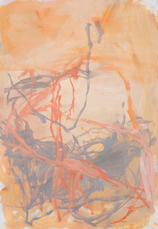 <span class=&#34;artist&#34;><strong>Elizabeth Gilfilen</strong></span>, <span class=&#34;title&#34;><em>Simmer </em>, 2016</span>