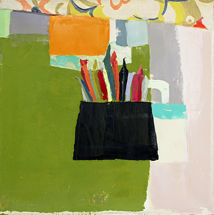 <span class=&#34;artist&#34;><strong>Sydney Licht</strong></span>, <span class=&#34;title&#34;><em>Still Life with Packets of Tea</em>, 2017 </span>