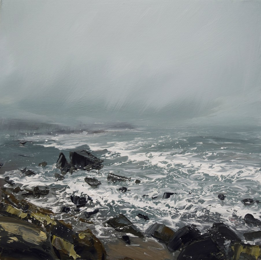 <div class=&#34;artist&#34;><strong>Annie Wildey</strong></div><div class=&#34;title&#34;><em>Rocks n Surf III</em>, 2015</div><div class=&#34;medium&#34;>oil on canvas</div><div class=&#34;dimensions&#34;>12 x 12 in.</div><p><span class=&#34;title&#34;>framed $1,150<br /></span></p>