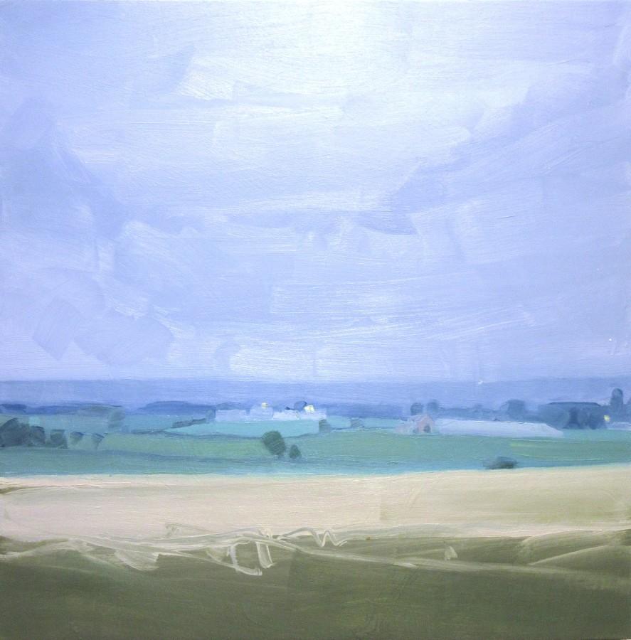 <span class=&#34;artist&#34;><strong>Sara MacCulloch</strong></span>, <span class=&#34;title&#34;><em>Kingsport Dusk</em>, 2016</span>