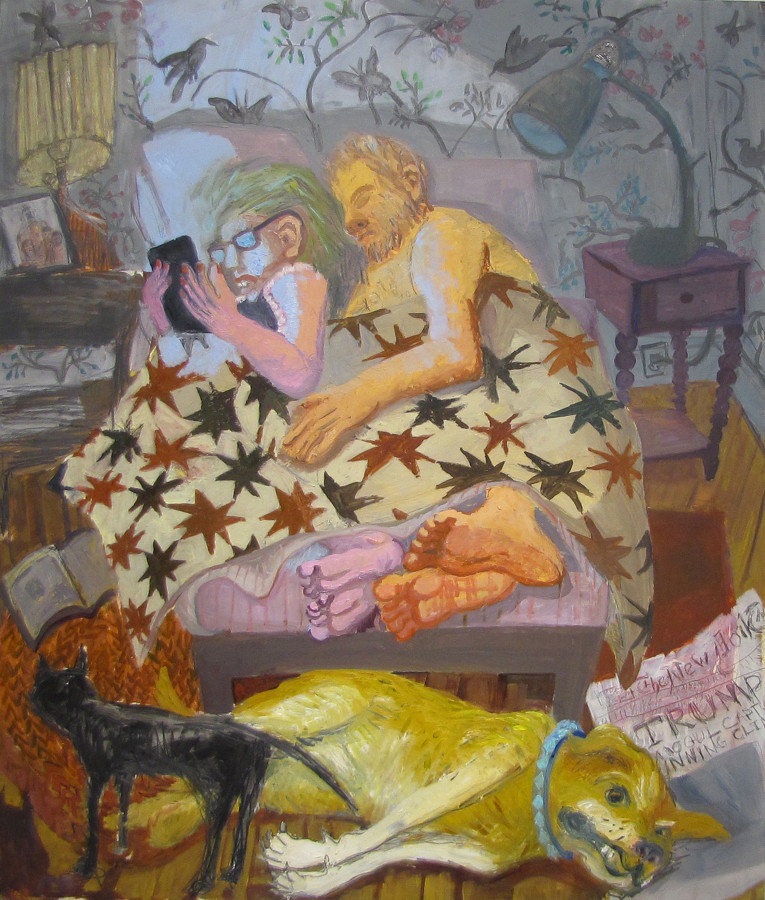 Ashley Noorwood Cooper, Sleepless Night, 2016