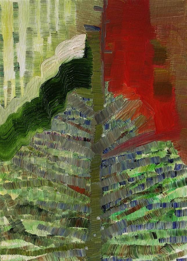 <div class=&#34;artist&#34;><strong>Josette Urso</strong></div><div class=&#34;title&#34;><em>Tree Woods and Sea</em>, 2009</div><div class=&#34;medium&#34;>oil on panel</div><div class=&#34;dimensions&#34;>7 x 5 in</div><p><span class=&#34;title&#34;>$900<br /></span></p>