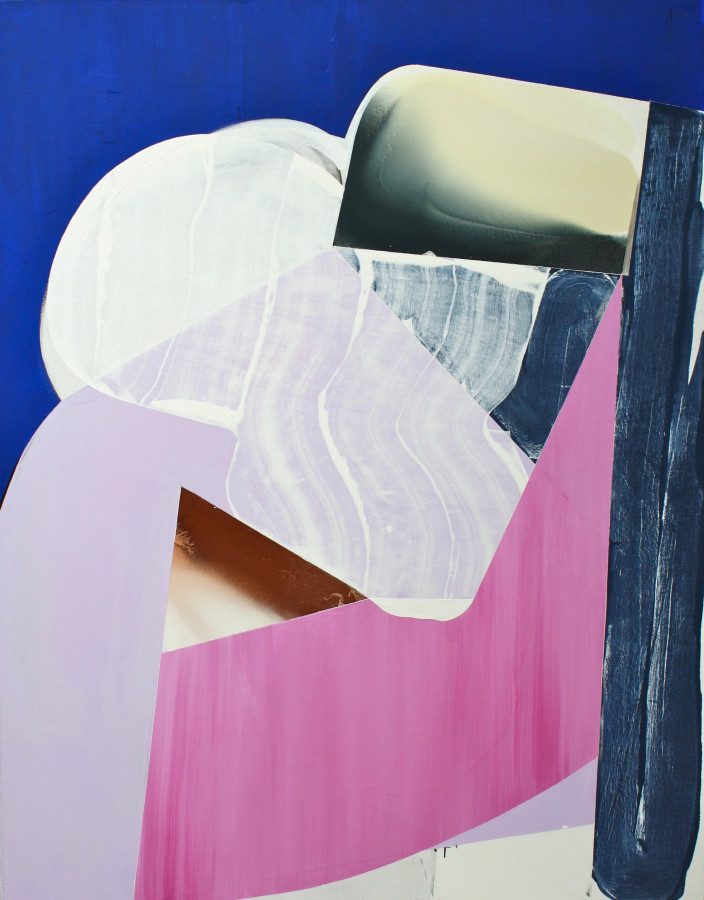 <span class=&#34;artist&#34;><strong>Marcelyn McNeil</strong></span>, <span class=&#34;title&#34;><em>Feign Pink</em>, 2017 </span>