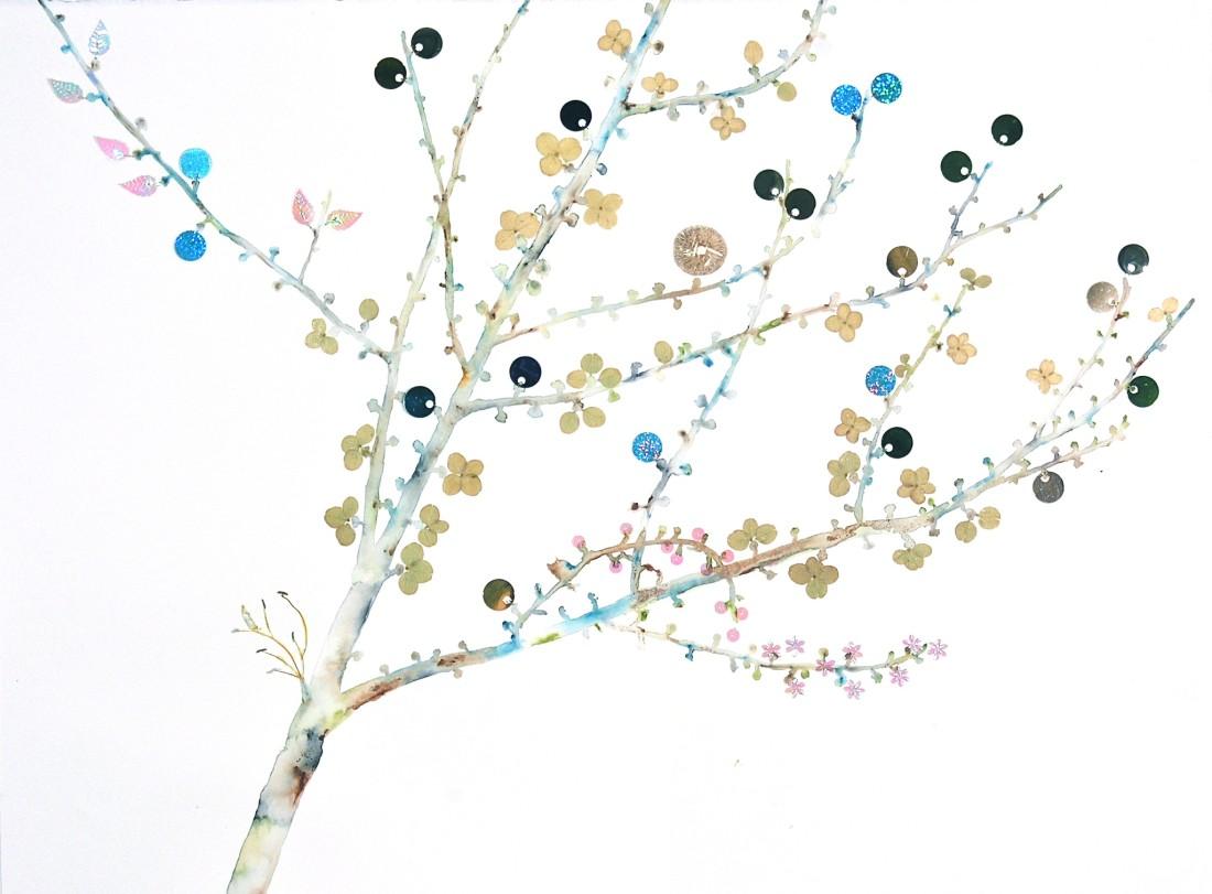 <span class=&#34;artist&#34;><strong>Marilla Palmer</strong></span>, <span class=&#34;title&#34;><em>Tree Buds</em>, 2016</span>