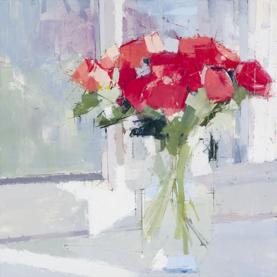 <span class=&#34;artist&#34;><strong>Lisa Breslow</strong></span>, <span class=&#34;title&#34;><em>Morning Flowers</em>, 2017</span>