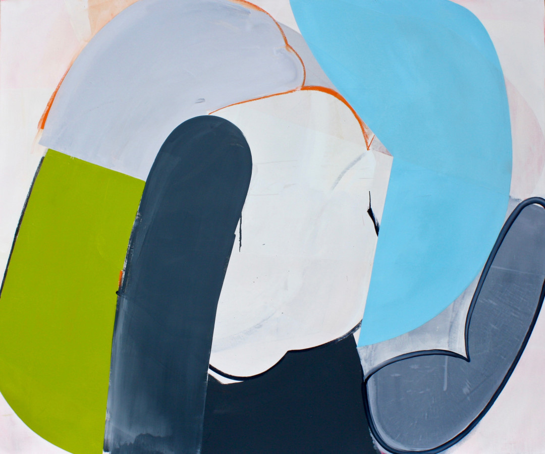 <span class=&#34;artist&#34;><strong>Marcelyn McNeil</strong></span>, <span class=&#34;title&#34;><em>Trying to Fit In </em>, 2017 </span>
