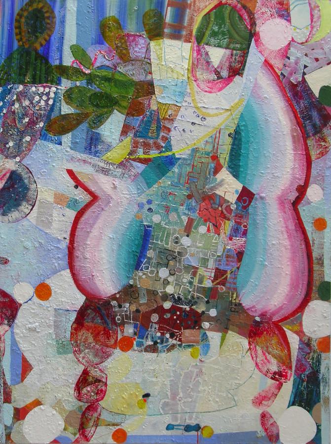 <span class=&#34;artist&#34;><strong>Josette Urso</strong></span>, <span class=&#34;title&#34;><em>City Garden</em>, 2018</span>