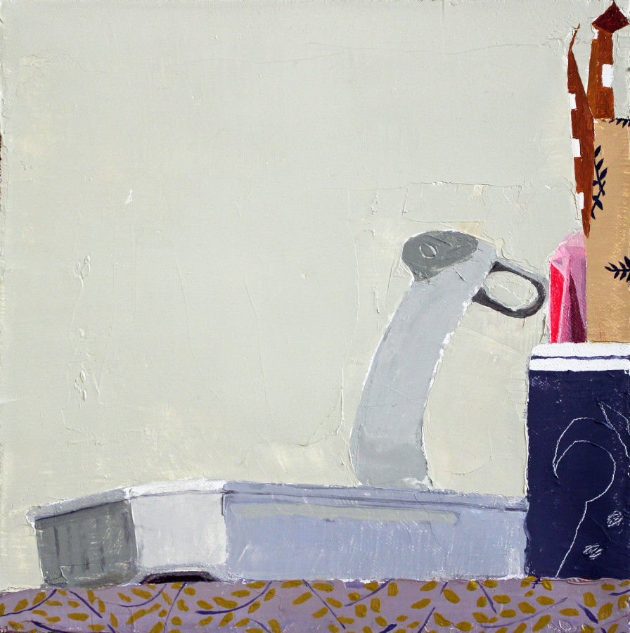 Sydney Licht, Still Life with Sardine Can , 2015