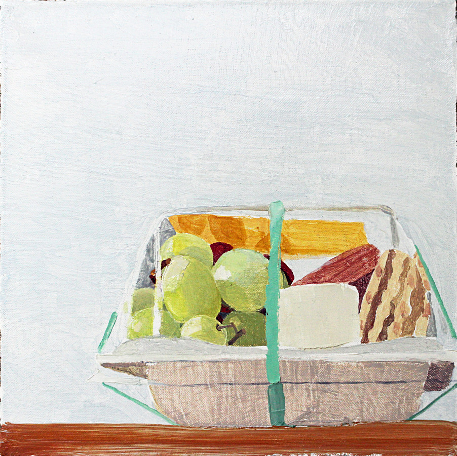 Sydney Licht, Still Life with 'Picnic for One', 2017