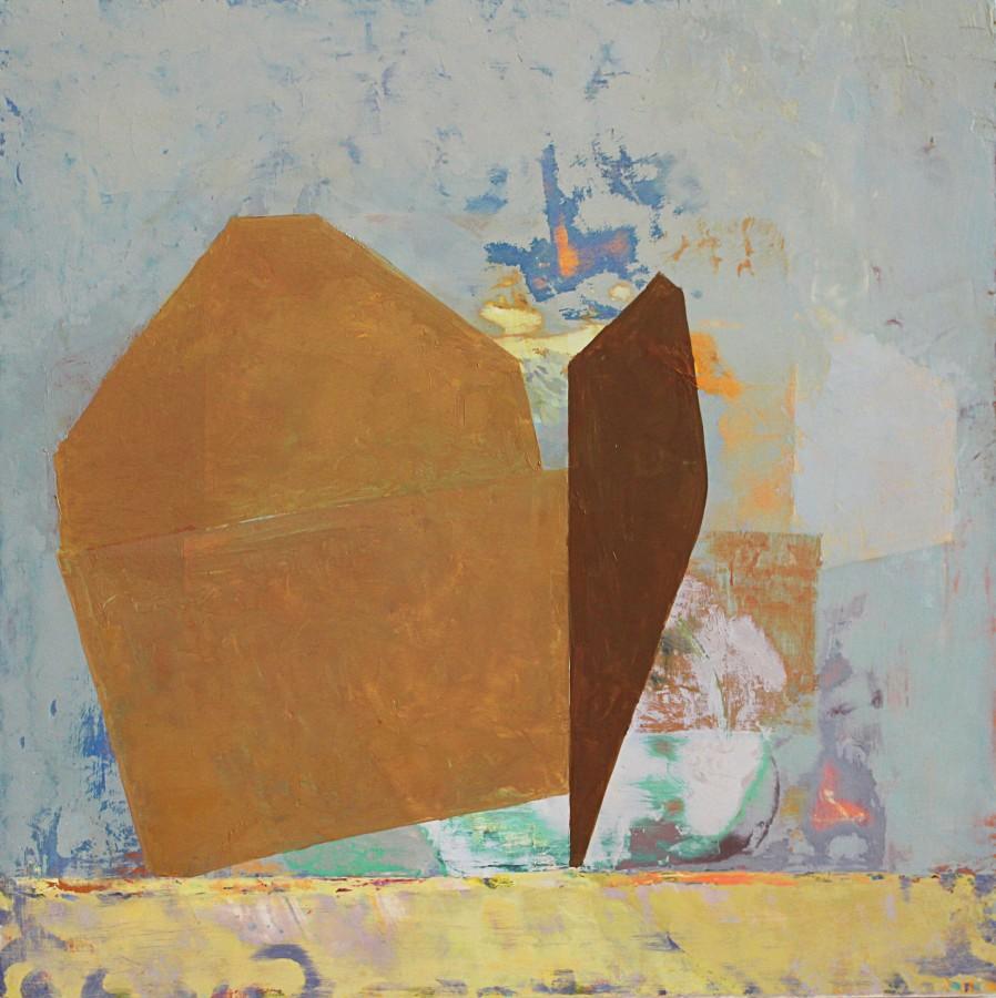<div class=&#34;artist&#34;><strong>Sydney Licht</strong></div><div class=&#34;title&#34;><em>Balancing Act</em>, 2014</div><div class=&#34;medium&#34;>oil on panel</div><div class=&#34;dimensions&#34;>12 x 12 in.</div>