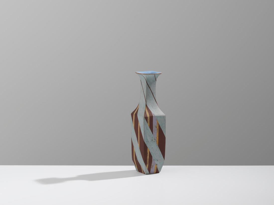 <span class=&#34;artist&#34;><strong>Elizabeth Fritsch</strong><span class=&#34;artist_comma&#34;>, </span></span><span class=&#34;title&#34;>Stoneware Bottle<span class=&#34;title_comma&#34;>, </span></span><span class=&#34;year&#34;>1990</span>