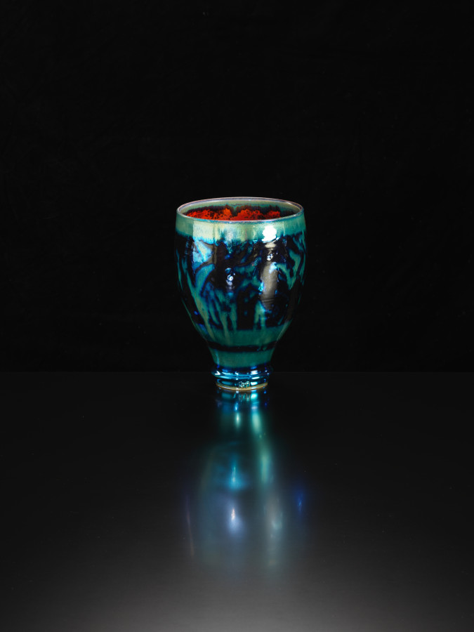 <span class=&#34;artist&#34;><strong>Sutton Taylor</strong><span class=&#34;artist_comma&#34;>, </span></span><span class=&#34;title&#34;>Goblet<span class=&#34;title_comma&#34;>, </span></span><span class=&#34;year&#34;>2017</span>
