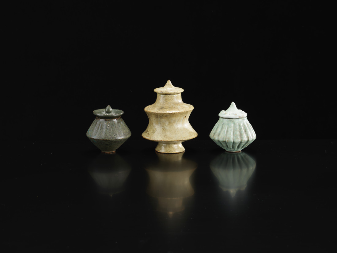 Ian Godfrey, Lidded Pot, 1960s