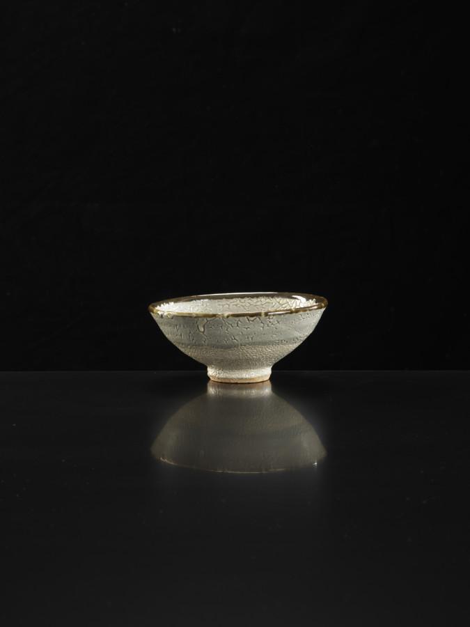 <span class=&#34;artist&#34;><strong>Shoji Hamada</strong><span class=&#34;artist_comma&#34;>, </span></span><span class=&#34;title&#34;>Tea bowl<span class=&#34;title_comma&#34;>, </span></span><span class=&#34;year&#34;>1965</span>