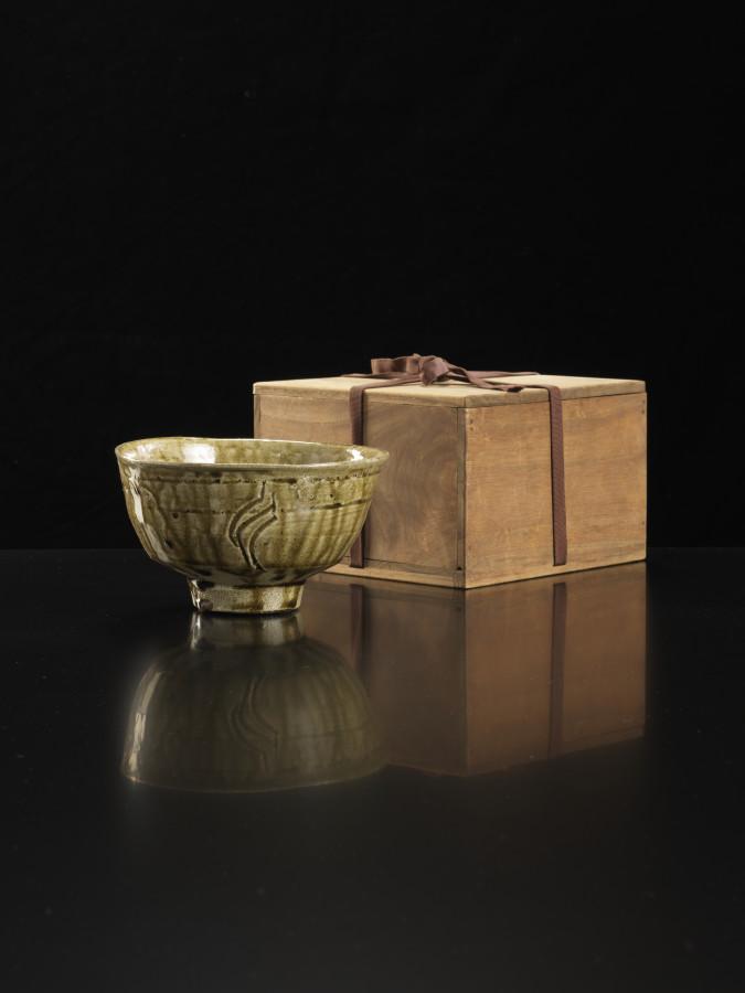 Shoji Hamada, Fotted Bowl, c1950s