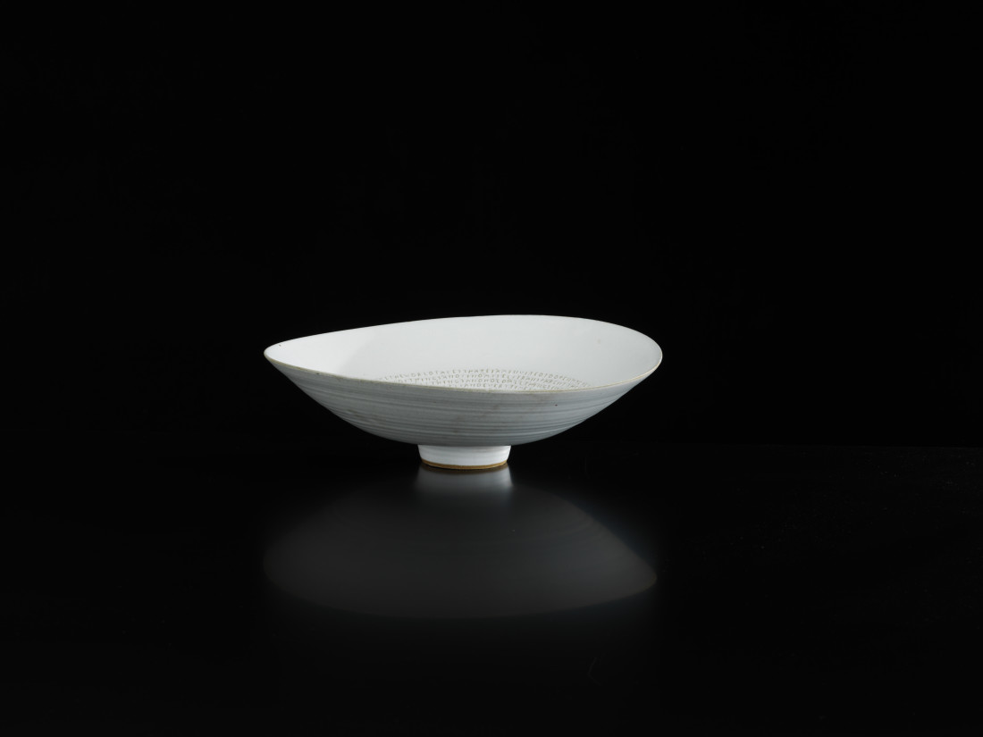 Rupert Spira, Bowl, 2010