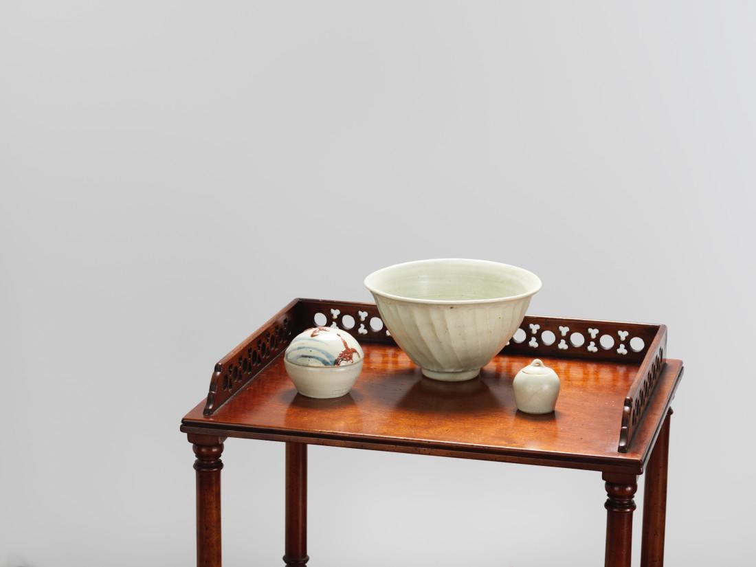 Bernard Leach, Miniature Lidded Jar