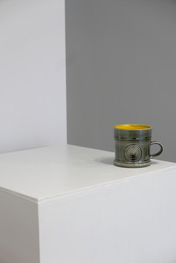 <span class=&#34;artist&#34;><strong>Walter Keeler</strong><span class=&#34;artist_comma&#34;>, </span></span><span class=&#34;title&#34;>Grey and Yellow Mug</span>