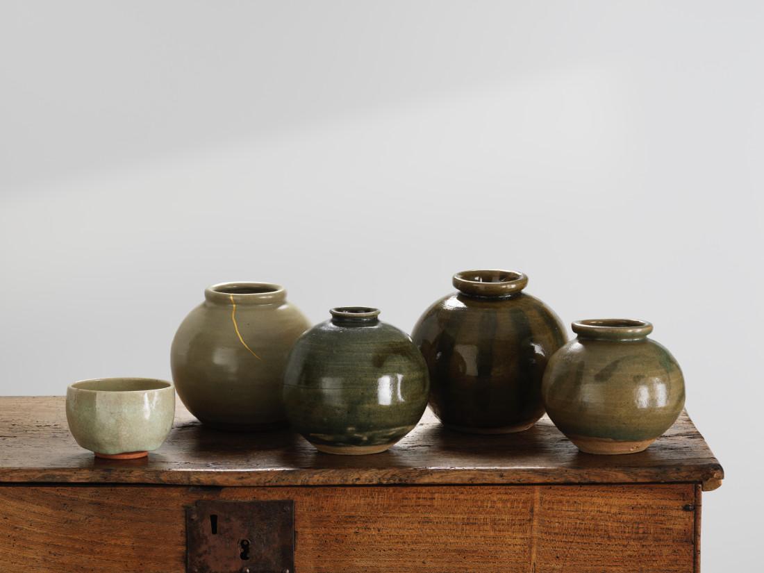Katherine Pleydell Bouverie, Vase