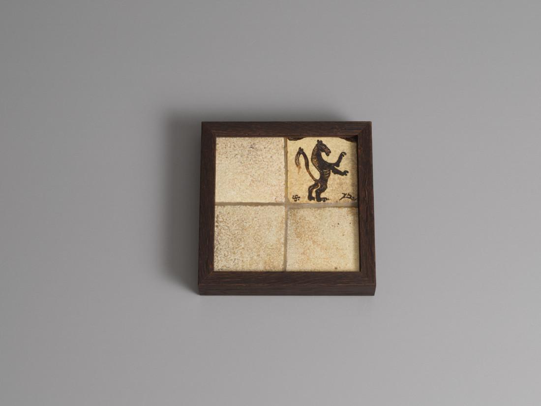 Bernard Leach, 4 tiles