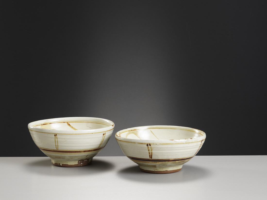 Michael Cardew, Pair of Wenford Bridge bowls