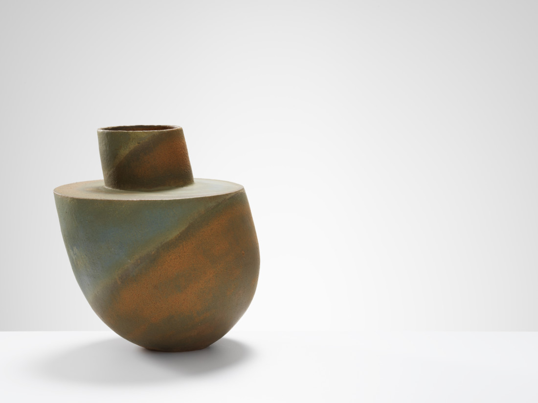 John Ward, Ochre Large Vessel