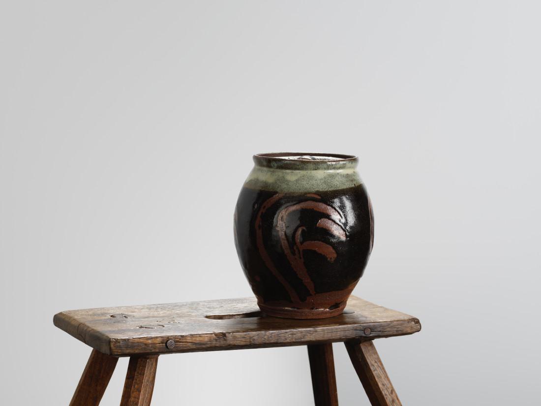 Shoji Hamada, Lidded Pot