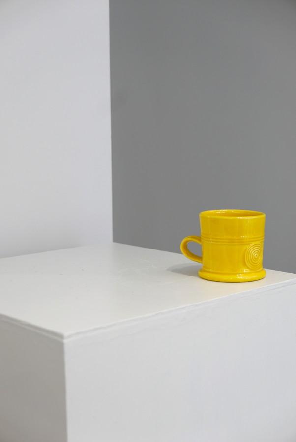 <span class=&#34;artist&#34;><strong>Walter Keeler</strong><span class=&#34;artist_comma&#34;>, </span></span><span class=&#34;title&#34;>Yellow Mug</span>