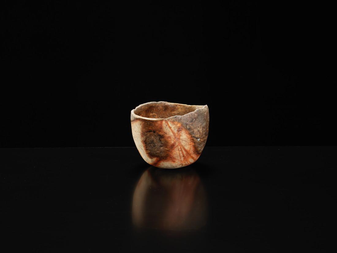 Kakurezaki Ryuichi, Bizen, Type Tea Bowl