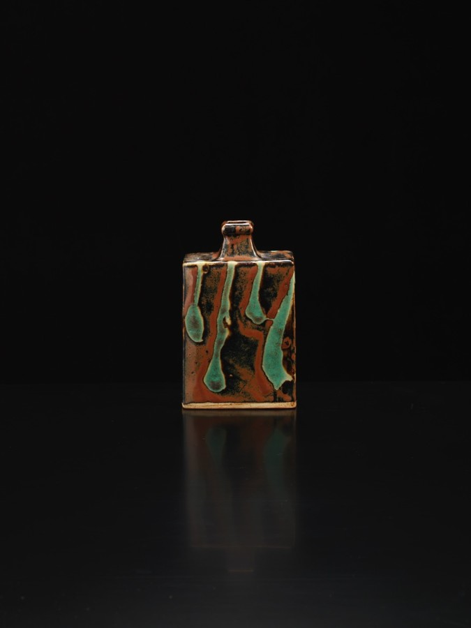 Shoji Hamada, Squared Bottle