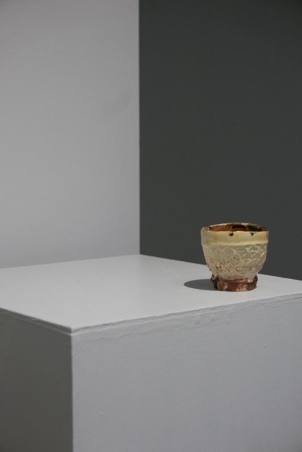 <span class=&#34;artist&#34;><strong>Simon Carroll</strong></span>, <span class=&#34;title&#34;><em>teabowl</em></span>