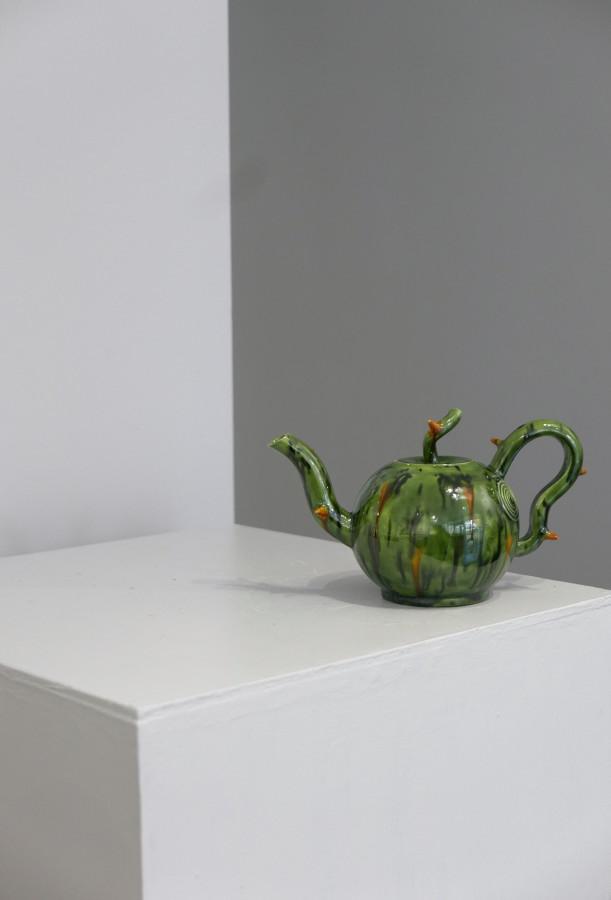 <span class=&#34;artist&#34;><strong>Walter Keeler</strong><span class=&#34;artist_comma&#34;>, </span></span><span class=&#34;title&#34;>Small Green Teapot</span>