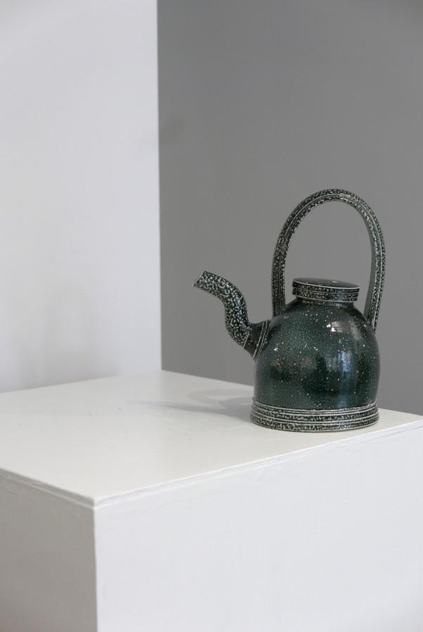 <span class=&#34;artist&#34;><strong>Walter Keeler</strong><span class=&#34;artist_comma&#34;>, </span></span><span class=&#34;title&#34;>Salt Glaze Teapot</span>