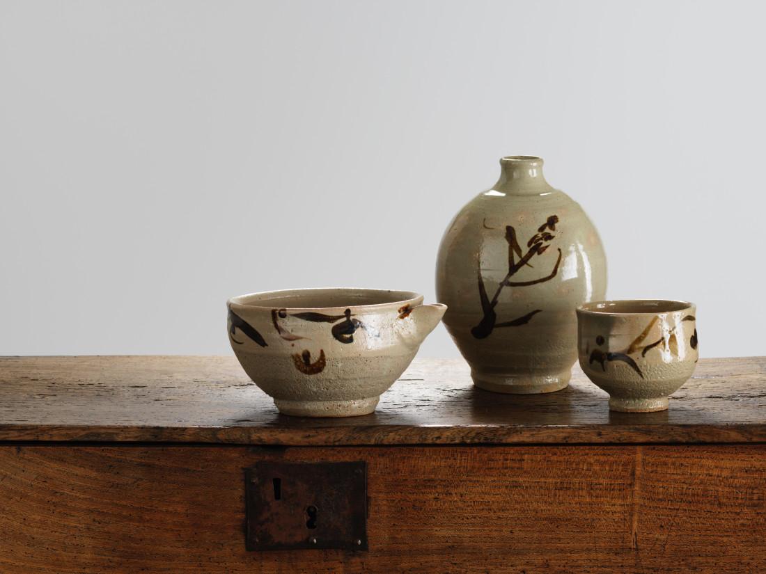 Shoji Hamada, Pouring Bowl, c1970