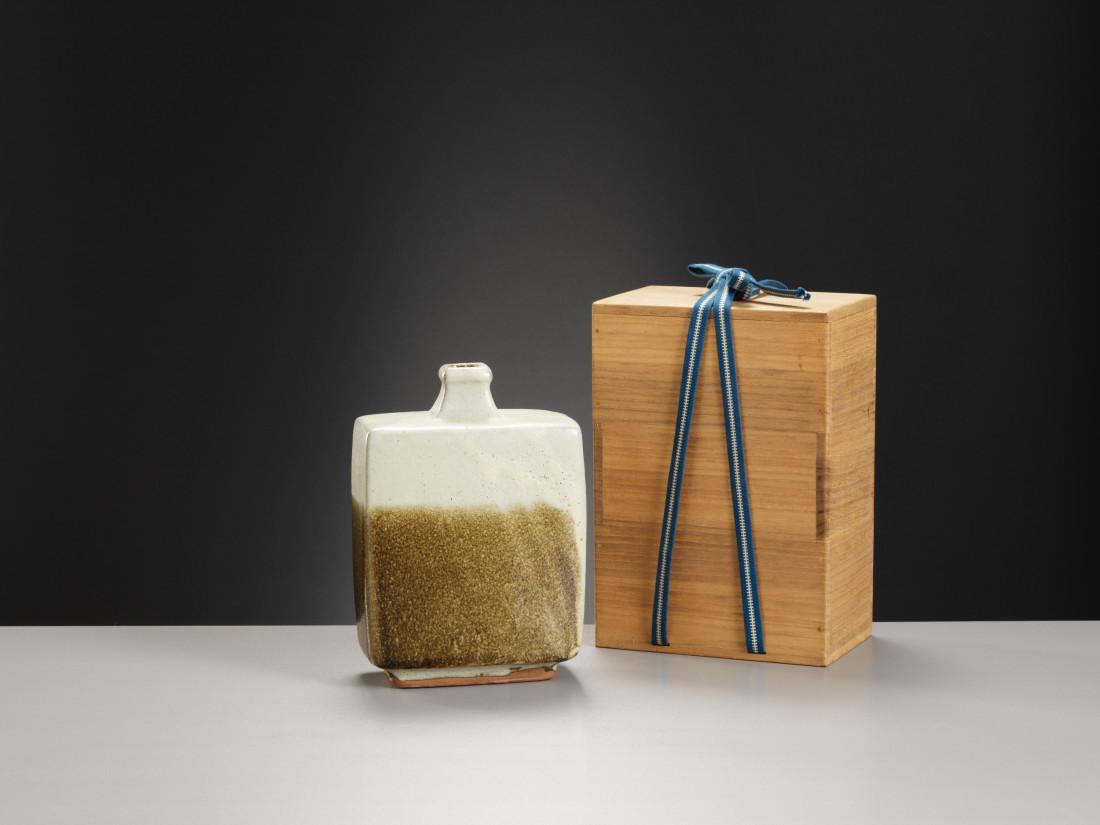 Shoji Hamada, Bottle Vase