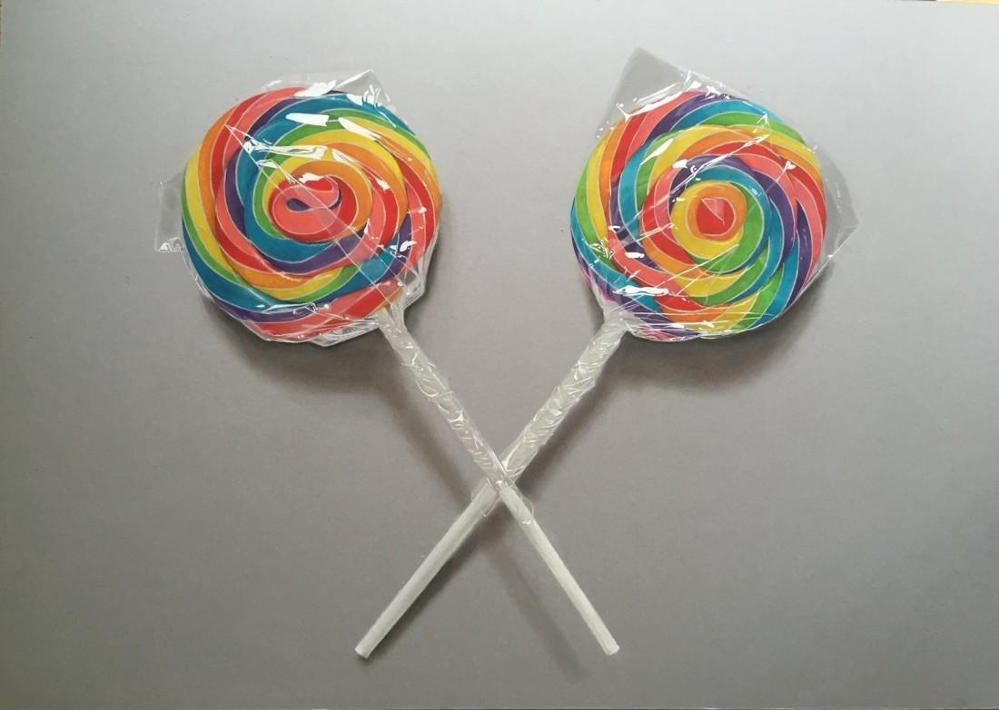 <span class=&#34;artist&#34;><strong>Nourine Hammad</strong></span>, <span class=&#34;title&#34;><em>Lollipops</em></span>
