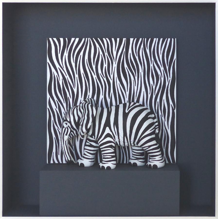<span class=&#34;artist&#34;><strong>Volker Kuhn</strong></span>, <span class=&#34;title&#34;><em>Zebrafant</em></span>