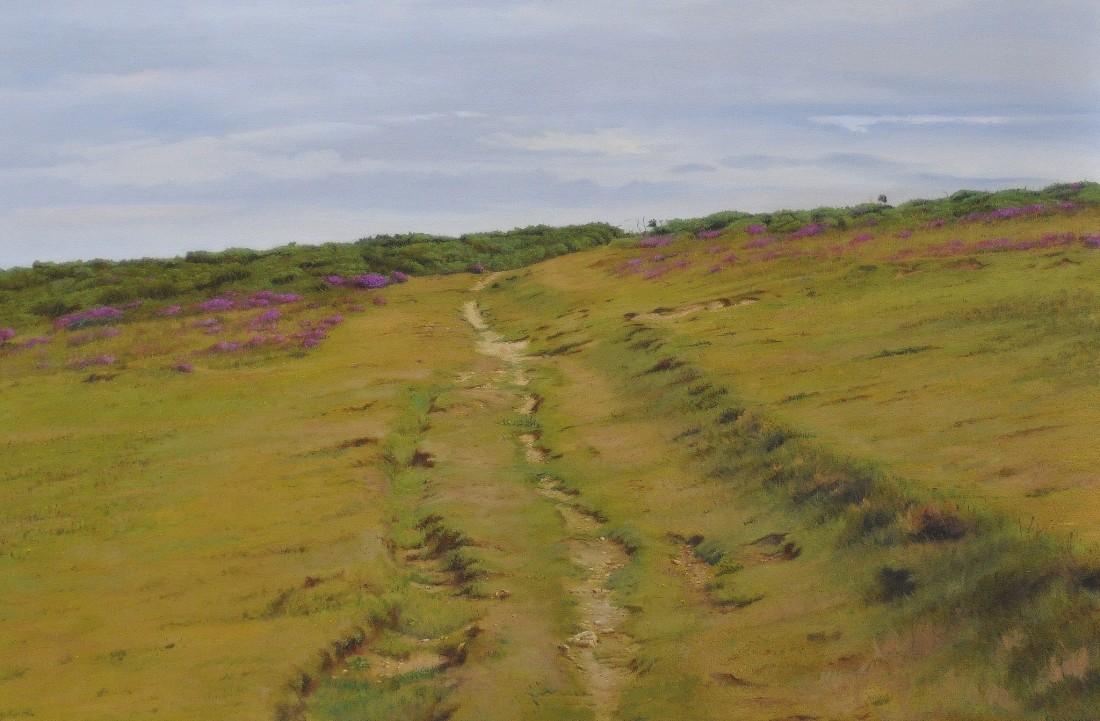 Carl Laubin, Godrevy Point, Cornwall