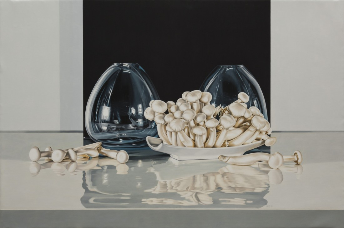 <span class=&#34;artist&#34;><strong>Elena Molinari</strong></span>, <span class=&#34;title&#34;><em>Shimeiji and Crystals</em></span>
