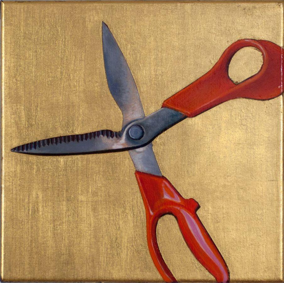 <span class=&#34;artist&#34;><strong>Cynthia Poole</strong></span>, <span class=&#34;title&#34;><em>Scissors I</em></span>