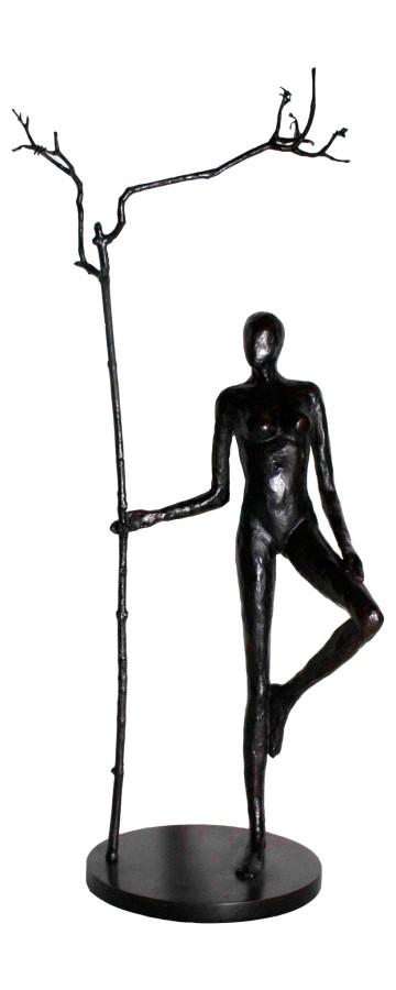 Caroline D'Andlau Hombourg, Massai Standing