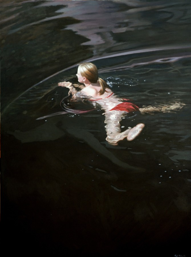 Paul Roberts, The Swimmer