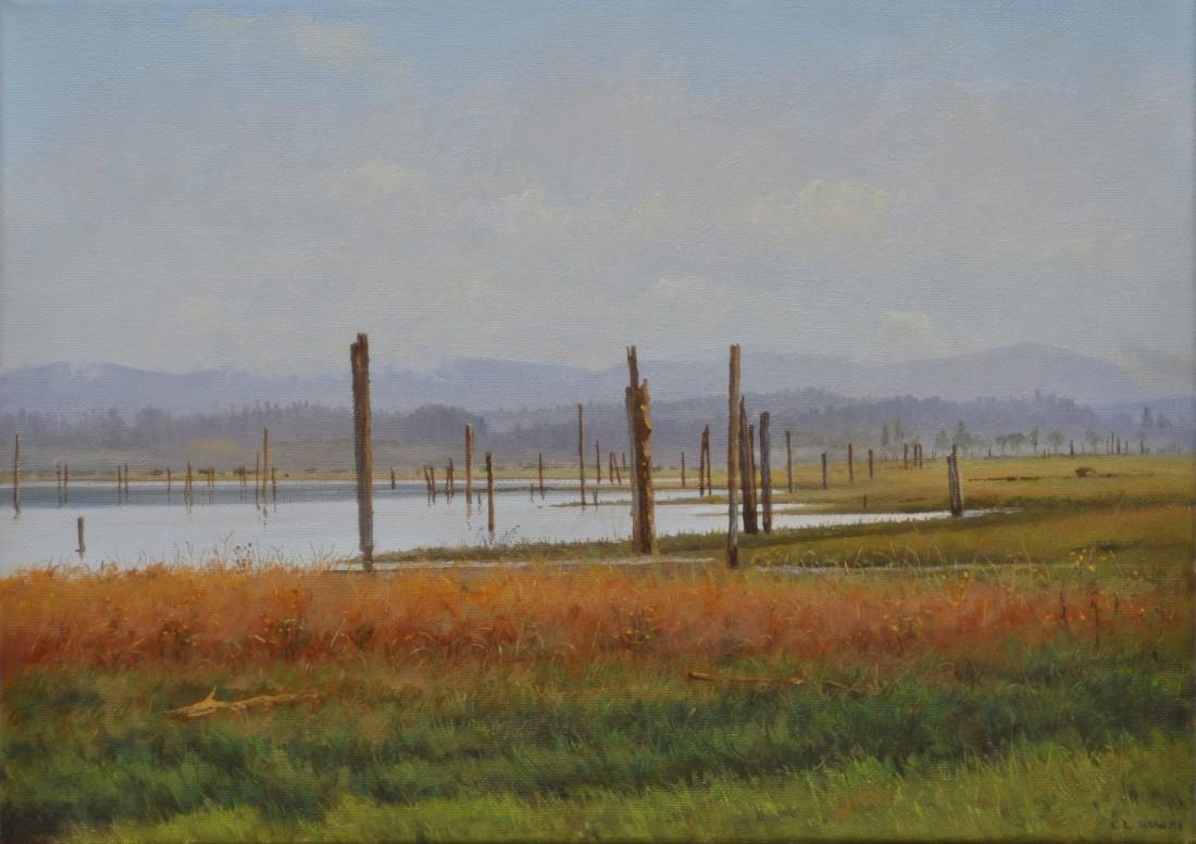 Carl Laubin, The English Boom Company, Camino Island