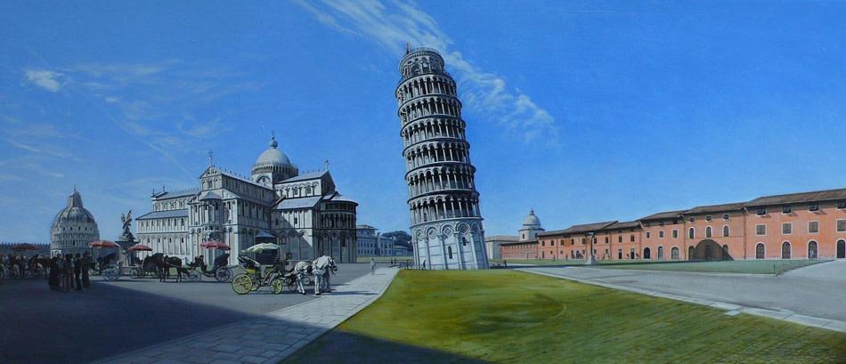 David Wheeler, Field of miracles (Pisa)