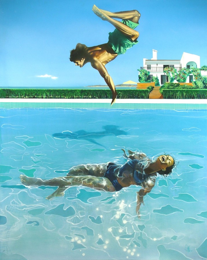 Mike Francis, Free Fall