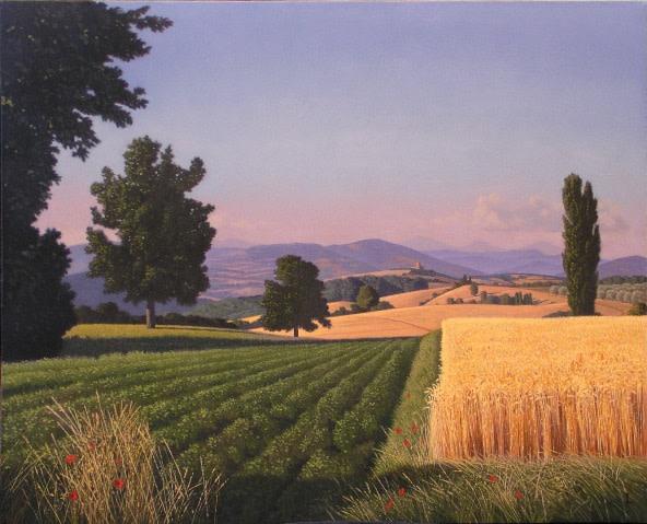 <span class=&#34;artist&#34;><strong>David ligare</strong></span>, <span class=&#34;title&#34;><em>Georgic Landscape</em></span>